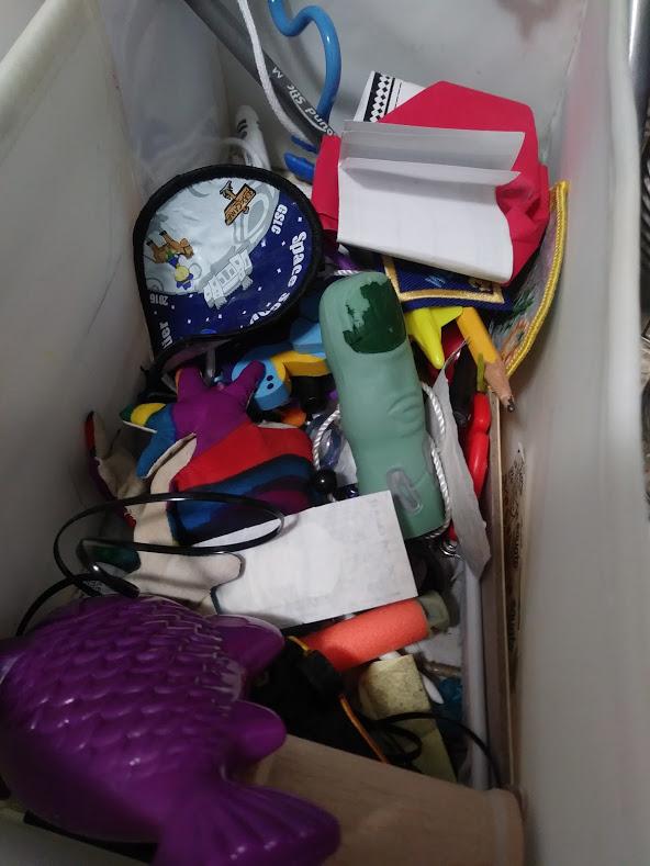 Laundry Crap